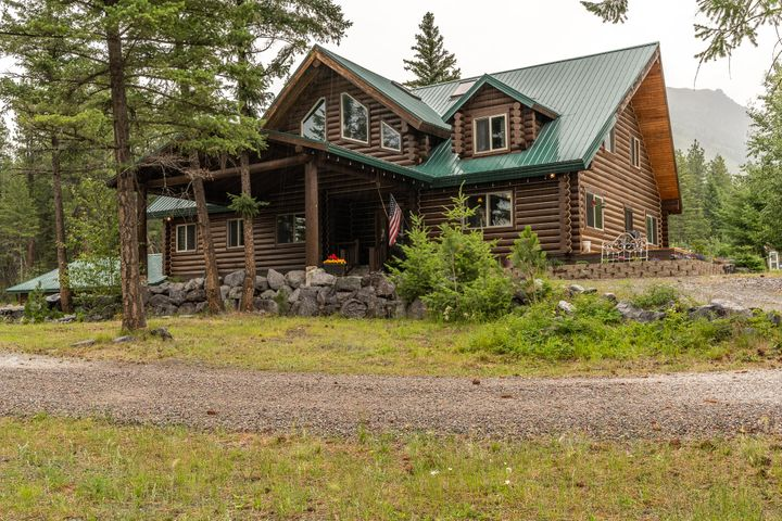 12799 Red Owl Trail, Bigfork, MT 59911