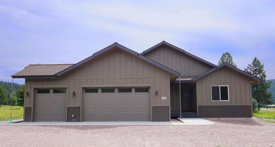 1046 Golf View Drive, Seeley Lake, MT 59868