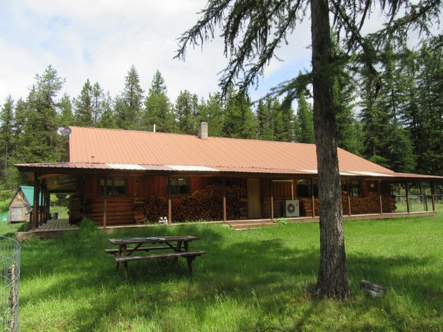 27863 Yaak River Road, Troy, MT 59935