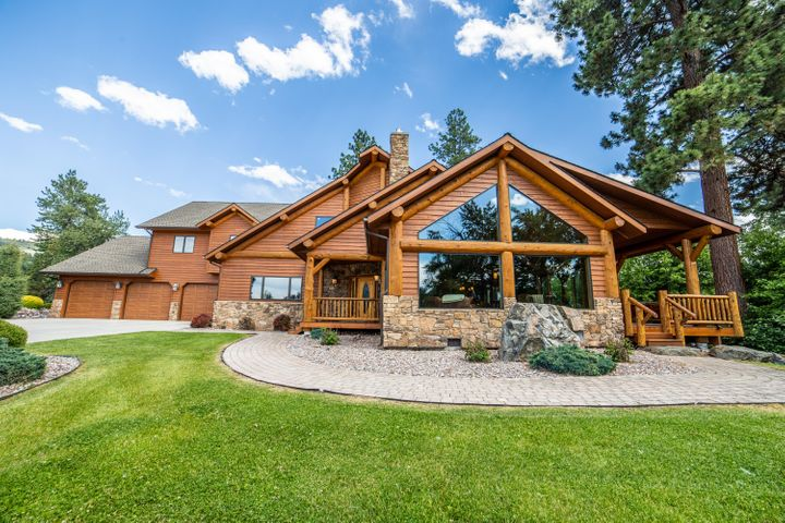 1631 Middle Burnt Fork Road, Stevensville, MT 59870