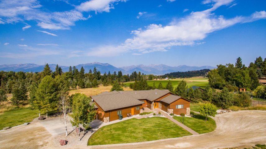 1632 Middle Burnt Fork Road, Stevensville, MT 59870