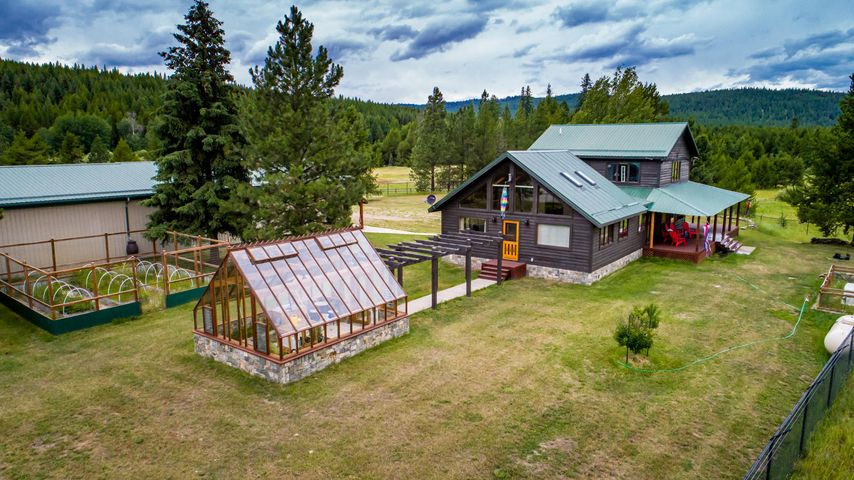 8240 Island Lake Road, Marion, MT 59925
