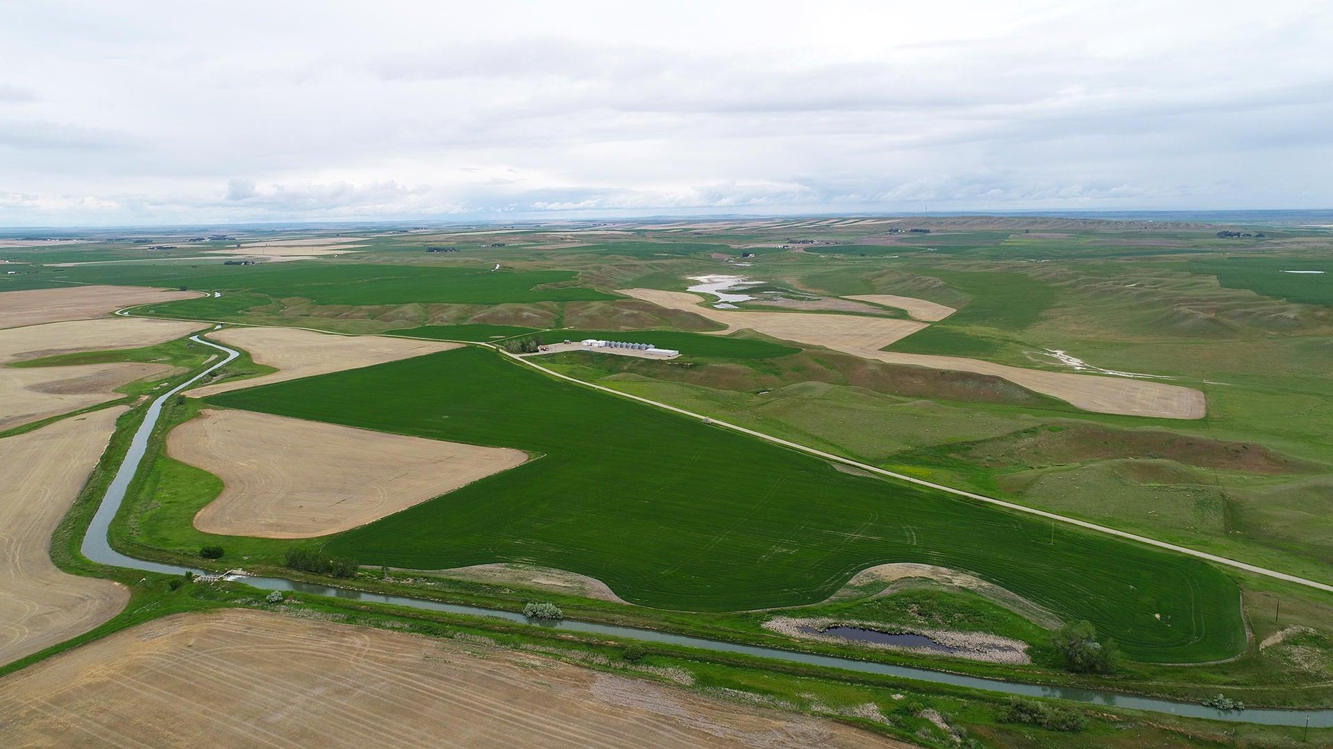 5744 Dry Fork Road, Conrad, MT 59425