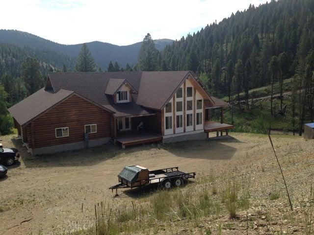 12968 Flesher Acres Road, Canyon Creek, MT 59633