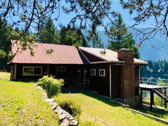261 N Milnor Lake Road, Troy, MT 59935