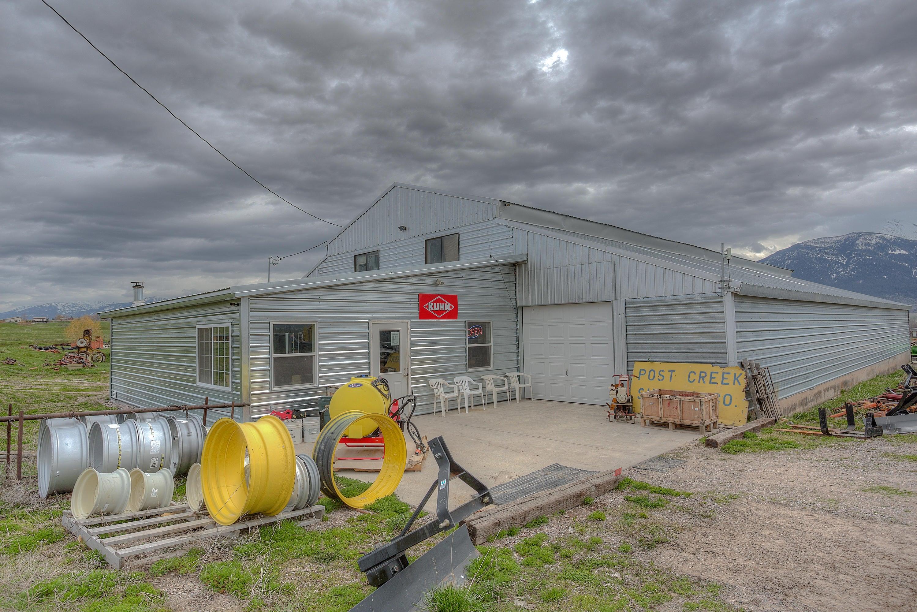 55740 Fish Hatchery Road, Saint Ignatius, MT 59865