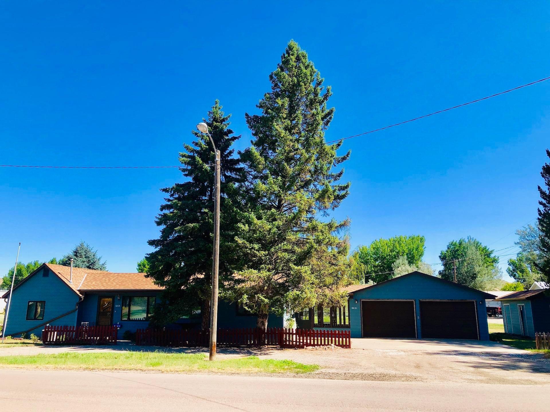 1011 21st Street, Fort Benton, MT 59442