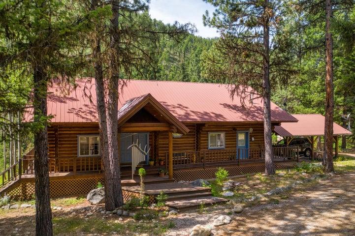 7206 Nez Perce Road, Darby, MT 59829