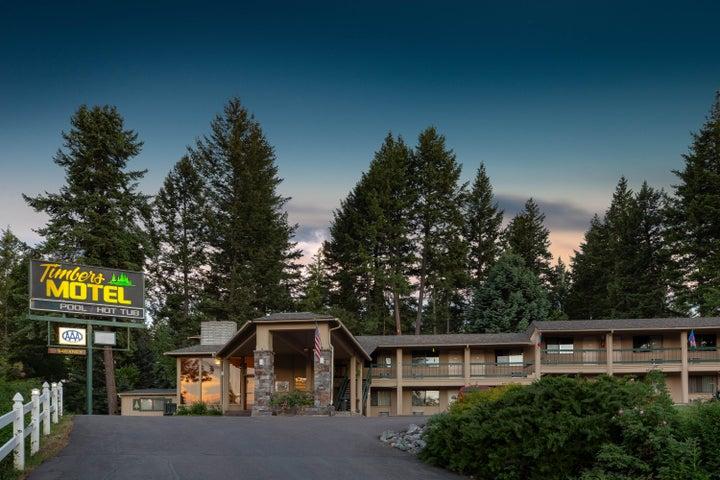 8540 Mt Hwy 35 Timbers Motel Travelodge, Bigfork, MT 59911