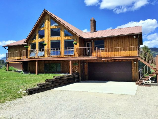 66996 Mt Hwy 43 At Jerry Creek Rd, Wise River, MT 59762
