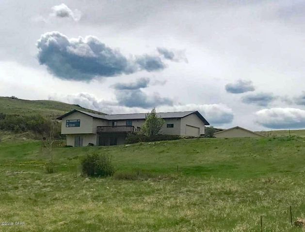 710 Fields Road, Sand Coulee, MT 59472