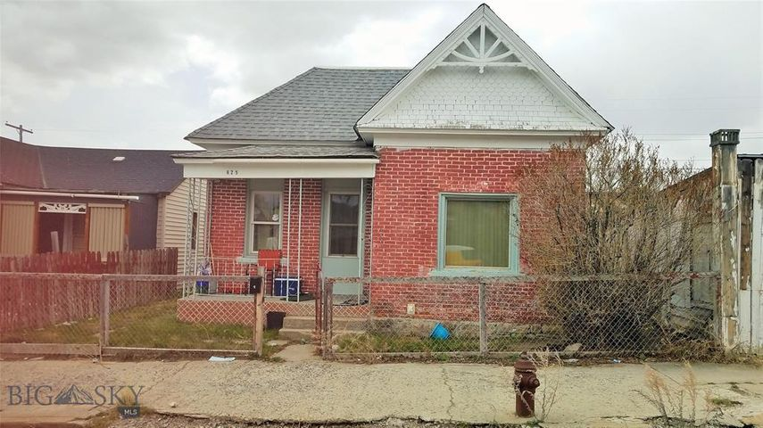 625 S Wyoming Street, Butte, MT 59701