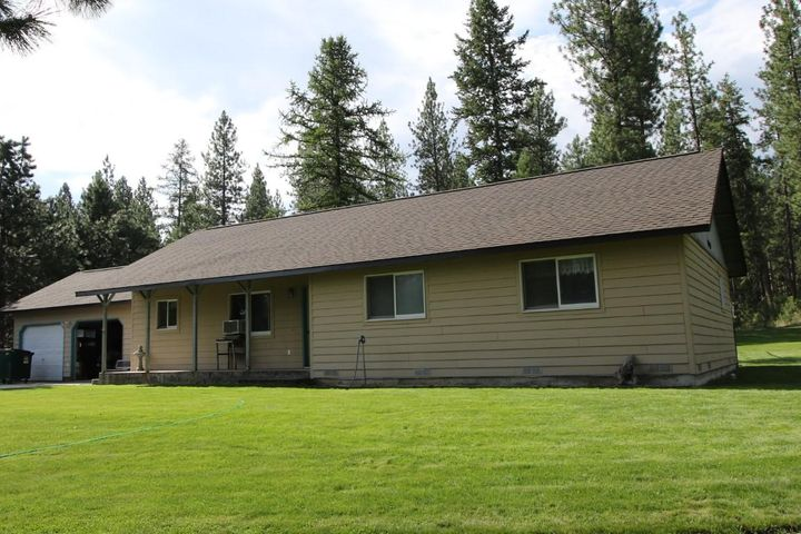 201 Blackjack Road, Plains, MT 59859