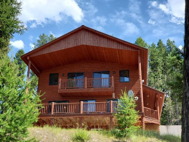 122 Pyramid Loop Road, Seeley Lake, MT 59868