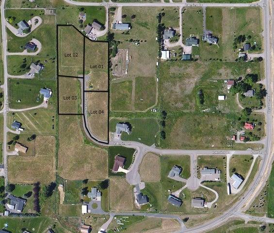 Lot 02 Lakeview Estates Addition #3, Polson, MT 59860