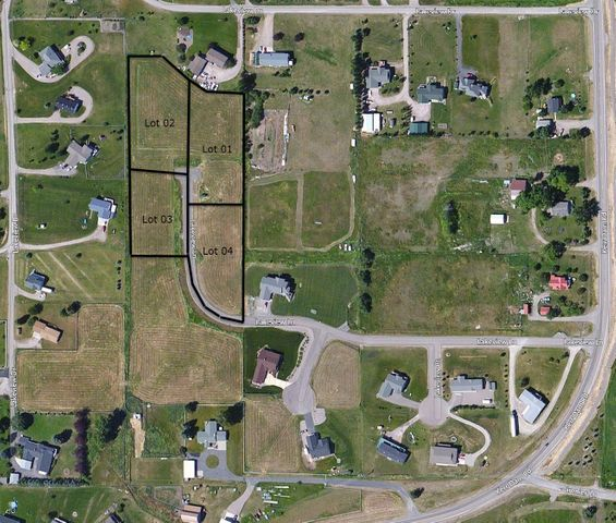 Lot 04 Lakeview Estates Addition #3, Polson, MT 59860