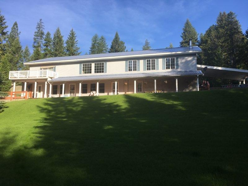 302 Schoolhouse Lake Road, Troy, MT 59935