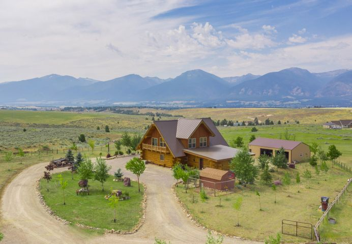 695 Willy Way, Stevensville, MT 59870