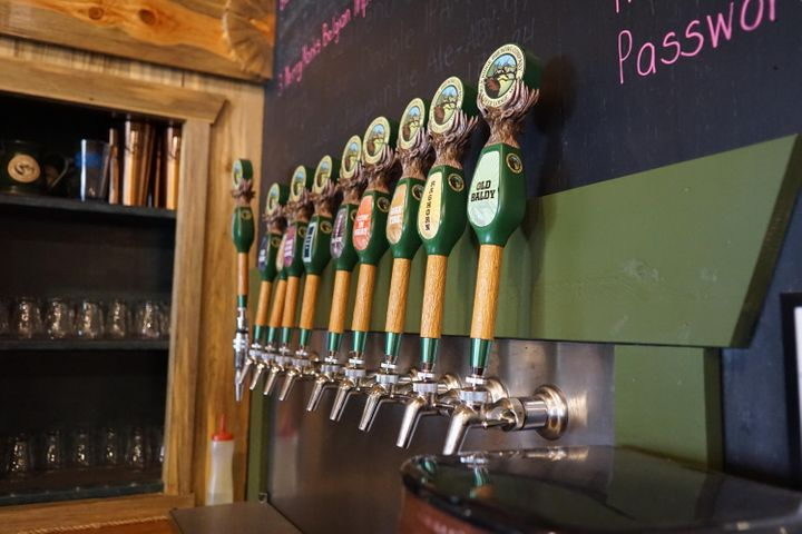 Elk Ridge Brewing Company, Deer Lodge, MT 59722