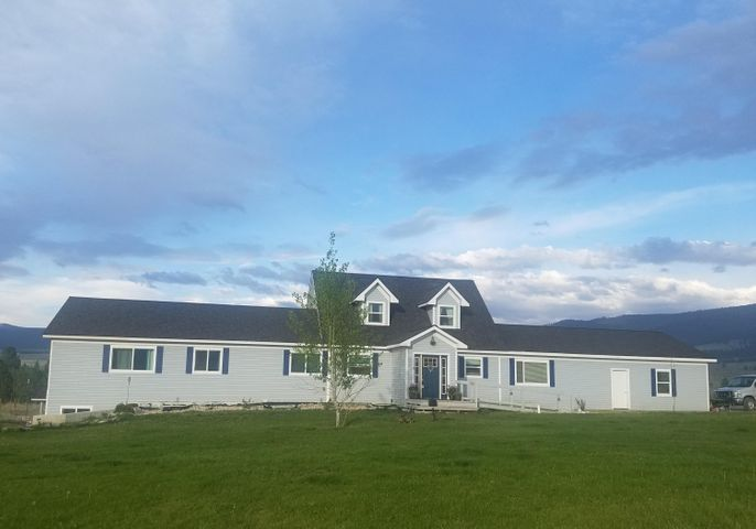 3936 Reed Butte Road, Stevensville, MT 59870