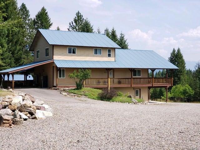 15 Moose Pond Lane W, Trout Creek, MT 59874