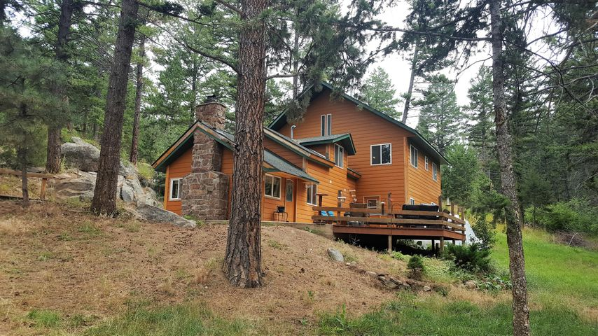 268 Mcclellan Creek Road, Clancy, MT 59634