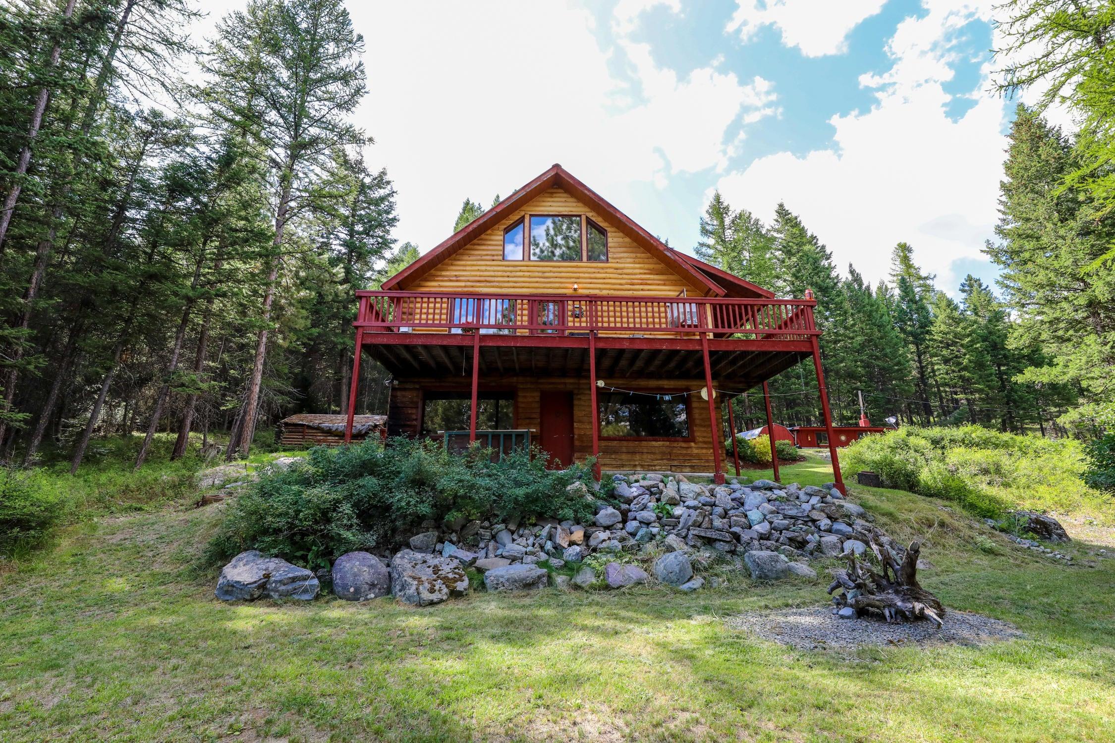 296 Log Cabin Lane, Kila, MT 59920