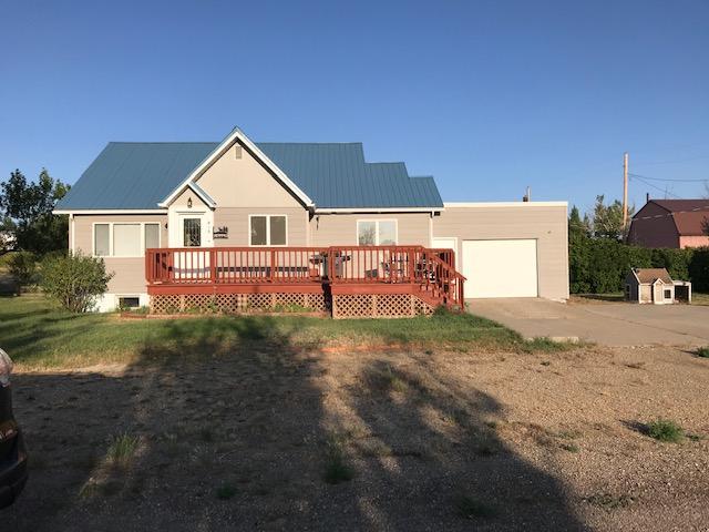 416 1st Avenue S, Sunburst, MT 59482