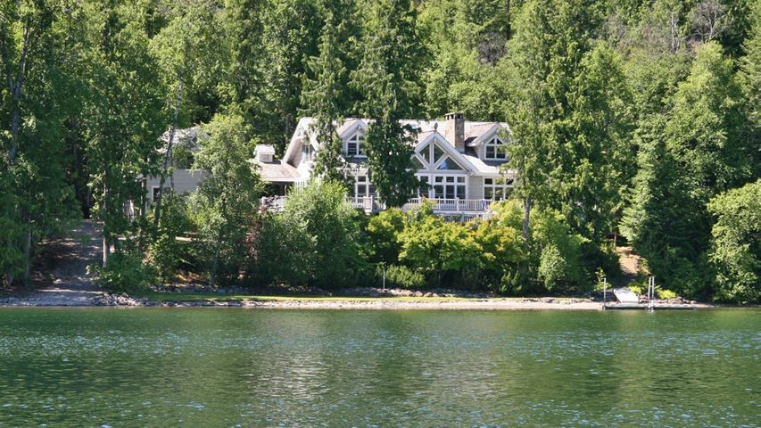 14726 Swan Shores Lane, Bigfork, MT 59911