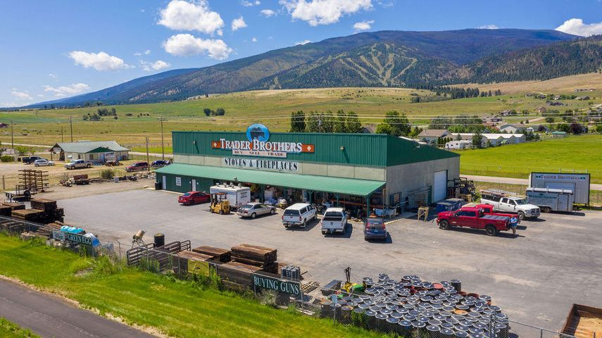 16520 Old Hwy 93 S, Lolo, MT 59847