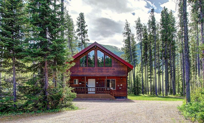 80 Slippery Bill Road, Essex, MT 59916