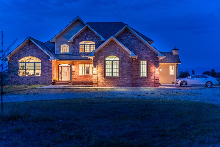 2179 Farm to Market - Evening Front