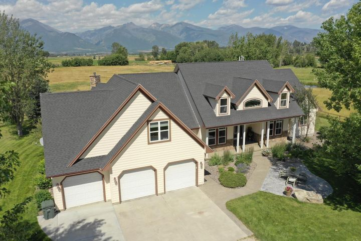 849 Middle Burnt Fork Road, Stevensville, MT 59870