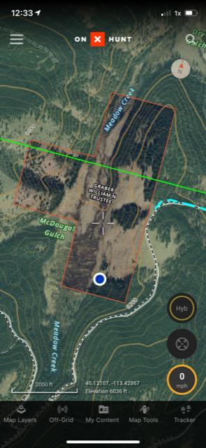 Creek Valley Lane, Philipsburg, MT 59858