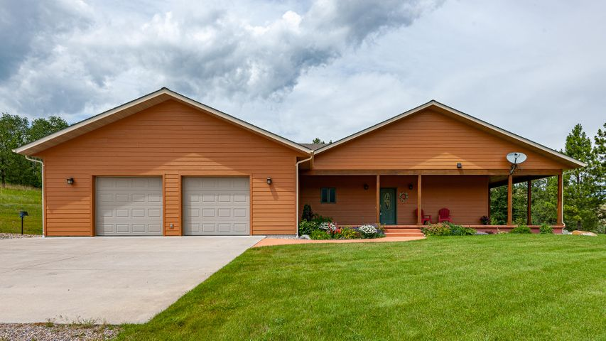 30915 Walking Horse Lane, Big Arm, MT 59910