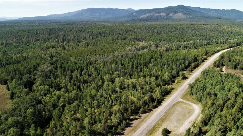 N.H.N. North Fork (121.9 Acres) Road, Columbia Falls, MT 59912