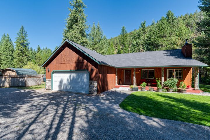 305 Cougar Meadow Drive, Saint Regis, MT 59866