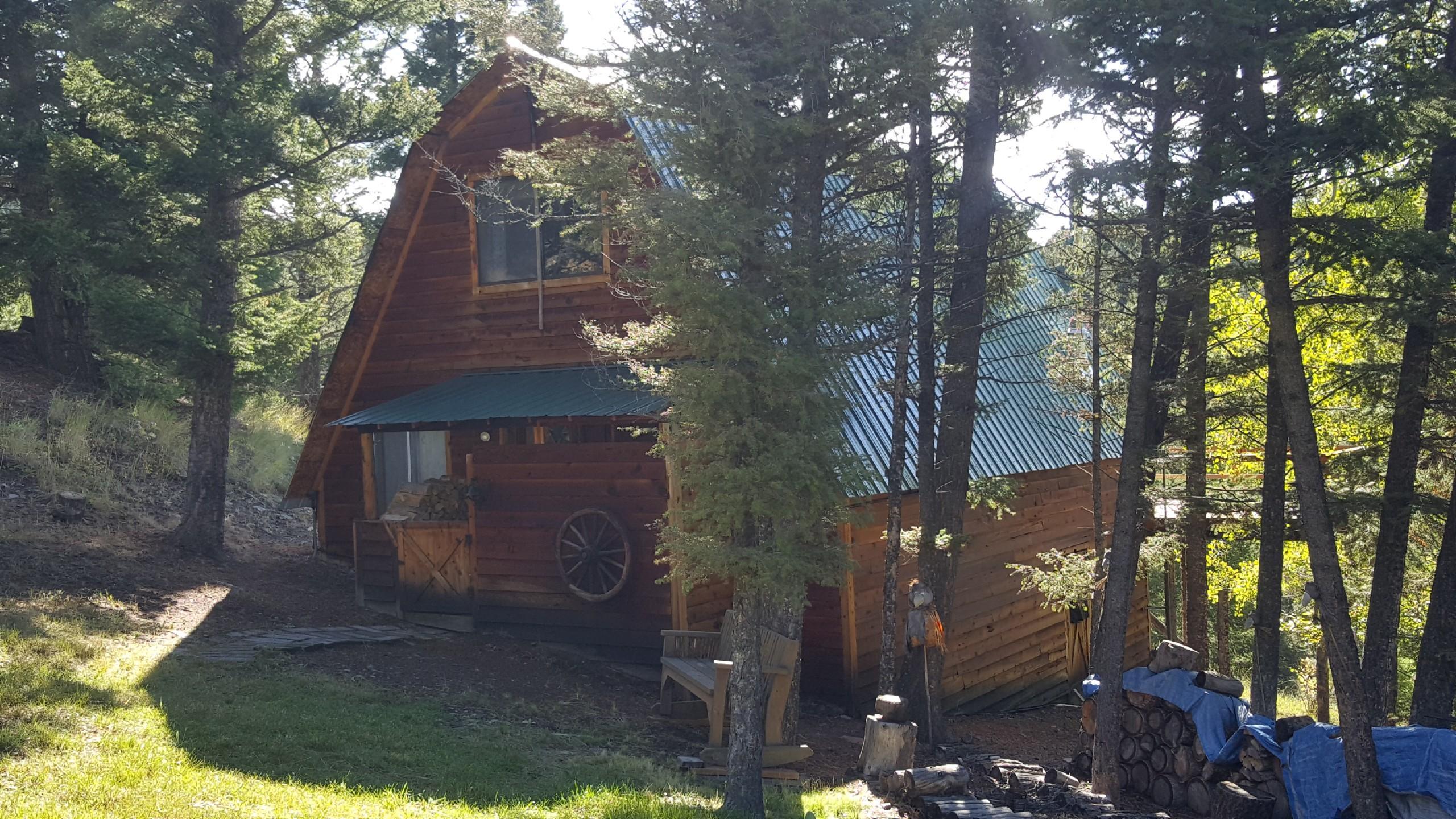 1794 Beaverslide Road, Helmville, MT 59843