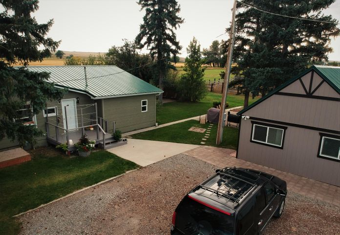 32 Simms Fairfield Road, Simms, MT 59477