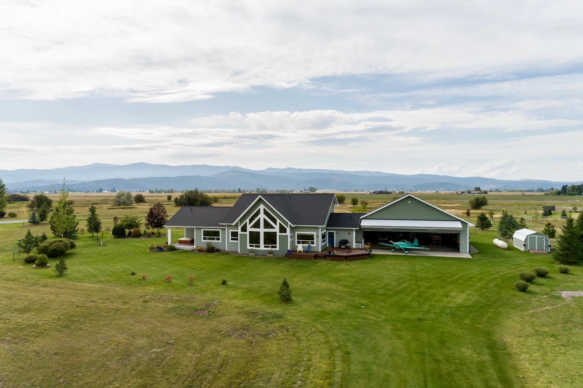 345 Sky Ranch Lane, Kalispell, MT 59901