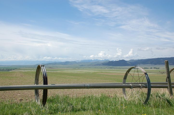 203.302 Acres At Twin Knobs Ranch, Ennis, MT 59729