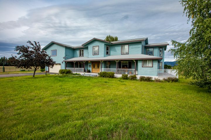 150 River Butte Drive, Columbia Falls, MT 59912