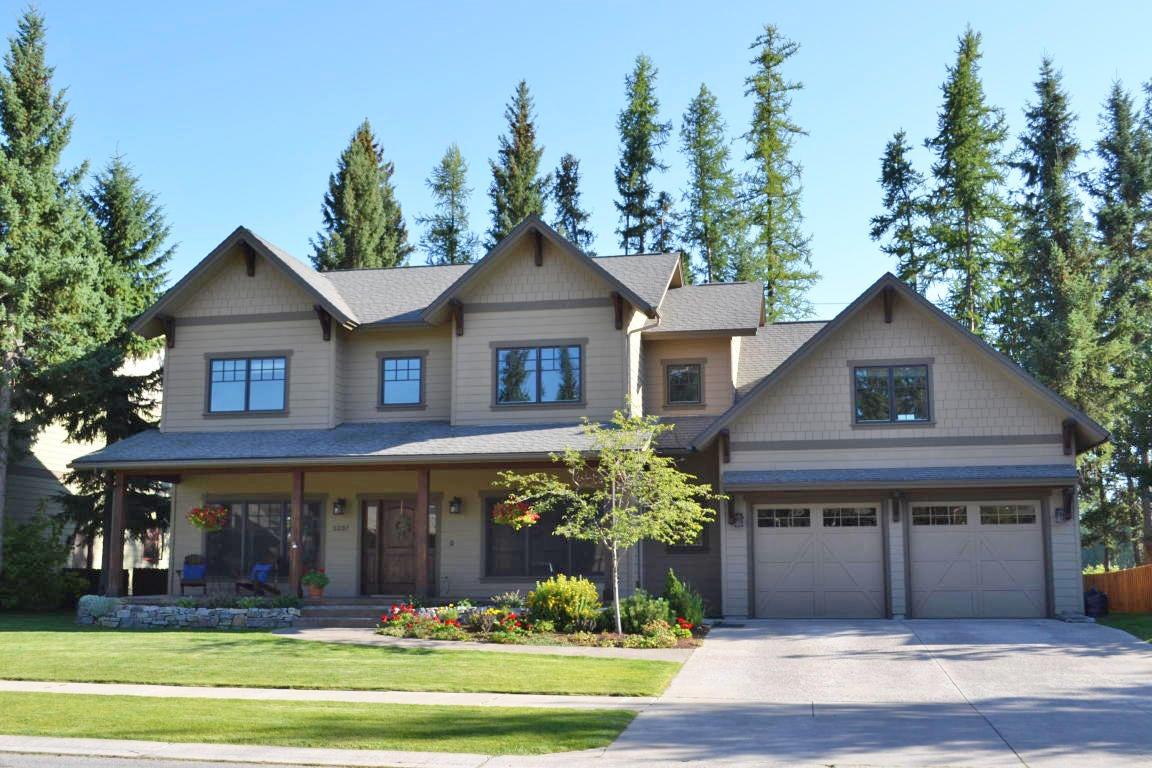 1037 Creekview Drive, Whitefish, MT 59937