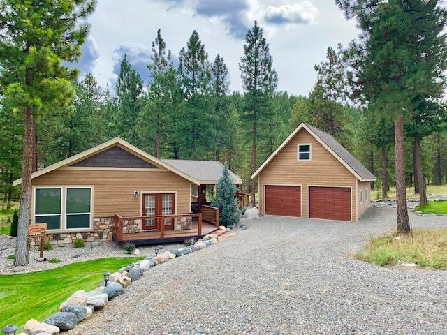 98 Salmon Drive, Rexford, MT 59930