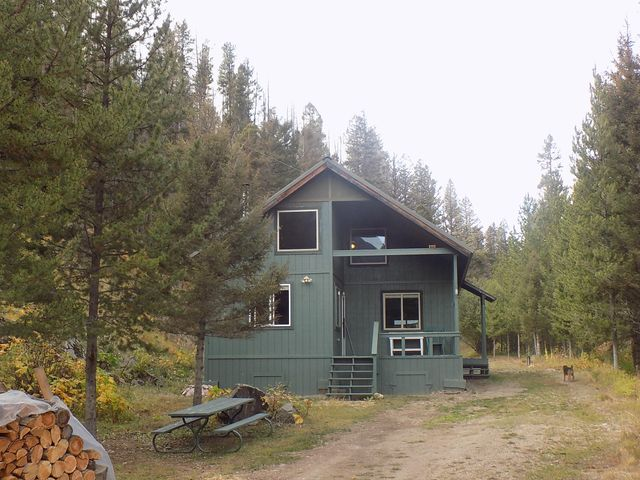 11201 Stemple Pass Road, Lincoln, MT 59639