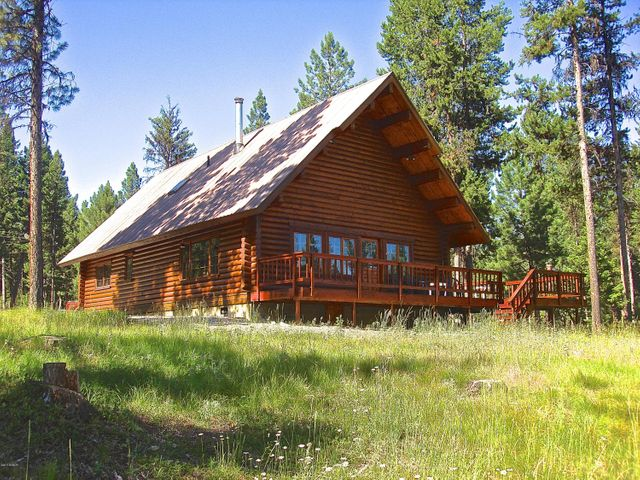 9188 Lookout Mountain Road, Darby, MT 59829