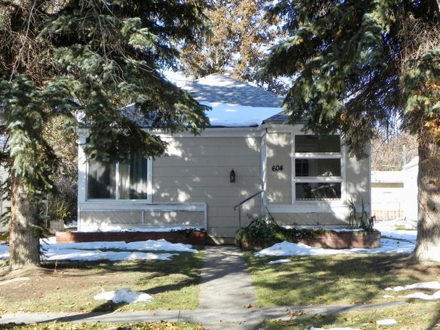 604 S Wisconsin Street, Conrad, MT 59425