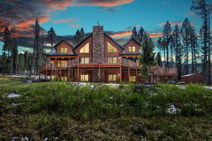 12421 W Lincoln Road, Canyon Creek, MT 59633