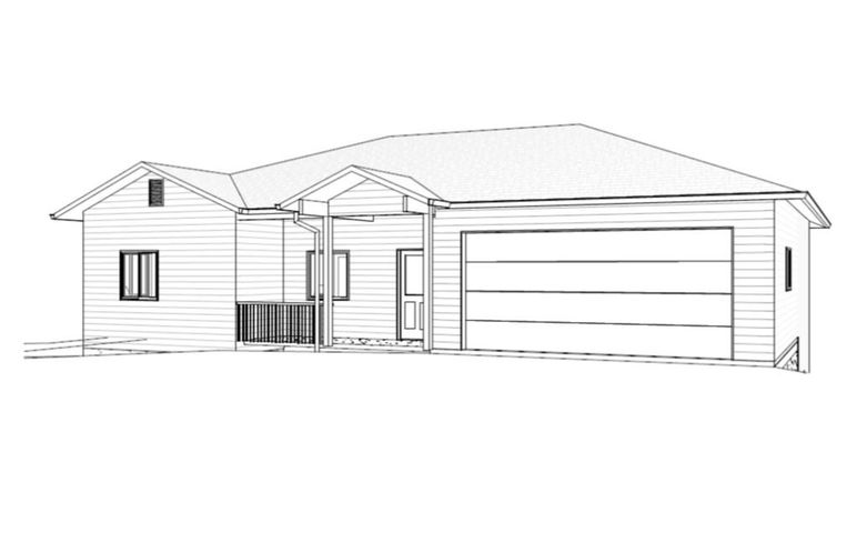 Under Construction with estimated completion date mid to late-November 2019! This will be a beautiful home - quality construction from one of Missoula's finest home builders.  Attention to detail is apparent in this 3 bedroom / 2 ''full'' bath home with attached double car garage.  Situated on a 6316 square foot lot. Gaze out the large windows or go out on the deck - each provide amazing views to the South and west. Main entry leads to open living room, dining room and kitchen. Main floor en suite with large closets and bath featuring a tiled, walk-in shower. Lower level with 10' ceilings is unfinished, but plumbed forbathroom.  Egress Window installed in preparation for a 4th bedroom.  There is plenty of room left for a 5th bedroom, a workroom, studio, or den!