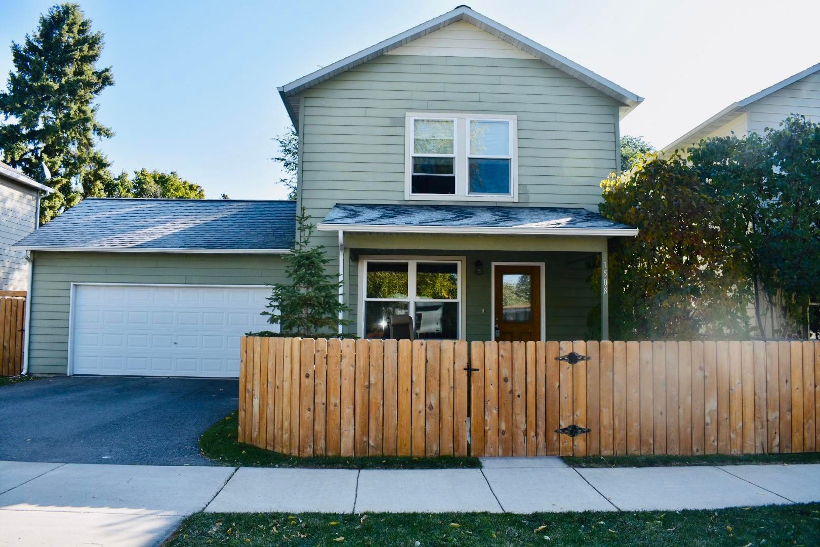 1508 Kemp Street, Missoula, MT 59801